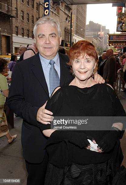"""Bill Kenwright and Thelma Holt, producers of """"Primo"""""""