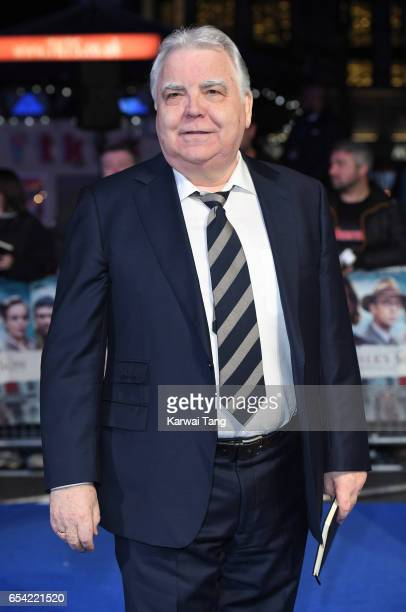 """Bill Kenwright attends the World Premiere of """"Another Mother's Son"""" at the Odeon Leicester Square on March 16, 2017 in London, England."""