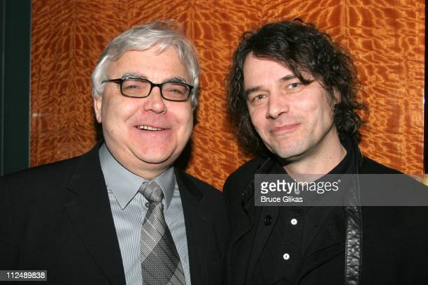 Bill Kenwright, producer and David Leveaux, director