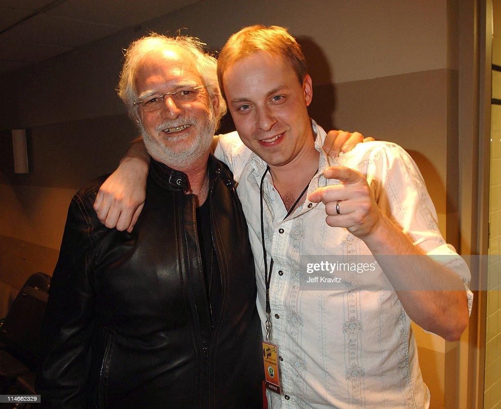 Bill Kreutzmann of the Grateful Dead and Jake Cinninger