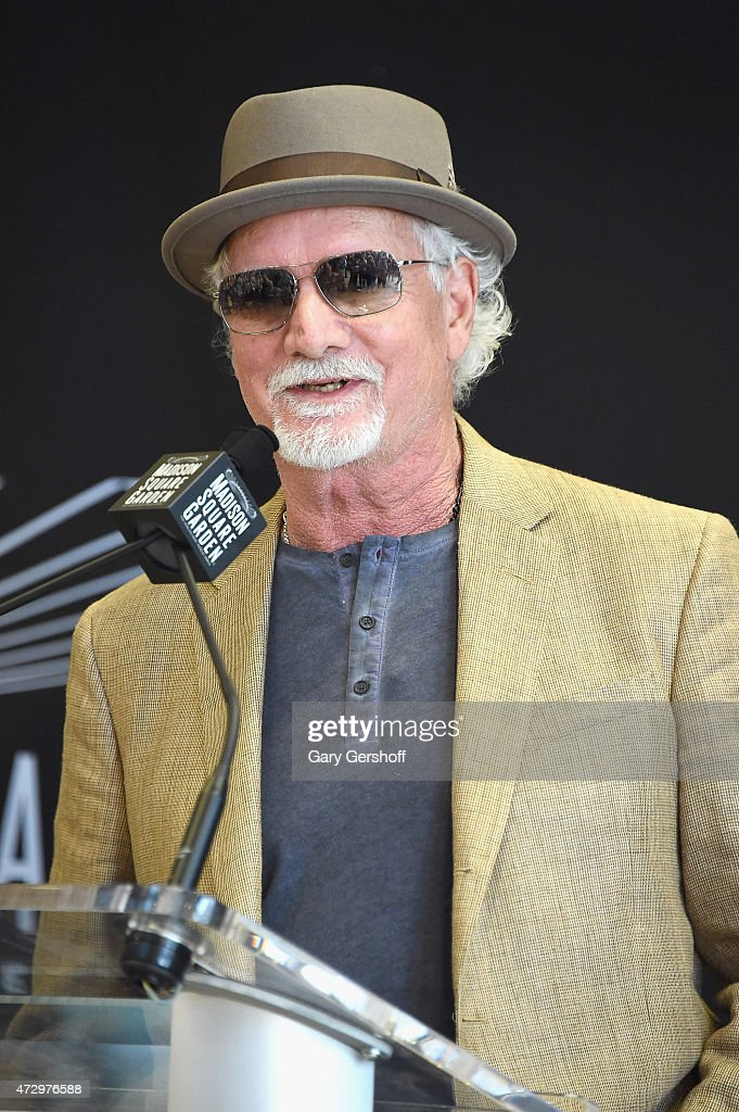 Bill Kreutzmann of the Grateful Dead attends the Madison Square Garden 2015 Walk Of Fame Inductions at Madison Square Garden on May 11, 2015 in New York City.