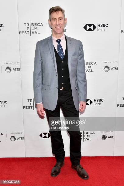"""Bill Lauch attends a screening of """"Howard"""" during the 2018 Tribeca Film Festival at Cinepolis Chelsea on April 22, 2018 in New York City."""