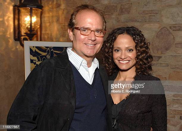 Bill Lawrence and Stephen Jacoby Associate Publisher of Marketing of Esquire and Judy Reyes
