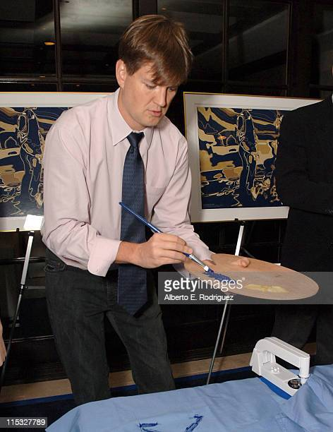 Bill Lawrence during Esquire House and Johnnie Walker Blue Host Scrubs Season Six Celebration Inside at Esquire House 360 in Beverly Hills California...