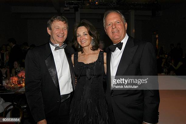 Bill Magee Katherine Bryan and Bill Finneran attend Molly Sims Hosts OPERATION SMILE The Smile Collection Benefit featuring the J MENDEL Spring 2006...