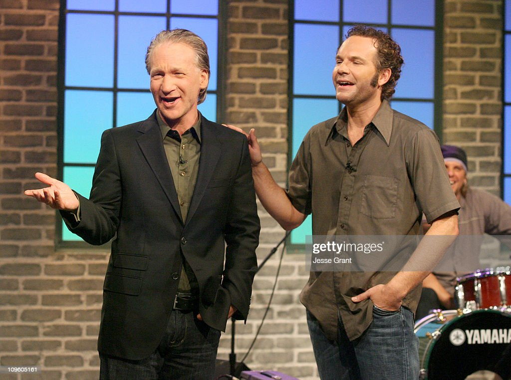 "Amazon.com ""Fishbowl with Bill Maher"" -  Bryan Barber and Macy Gray - August"