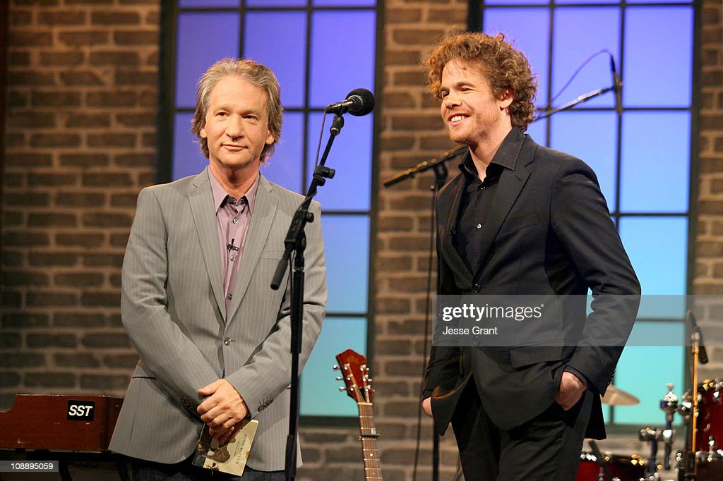 "Amazon.com ""Fishbowl with Bill Maher"" - June 8, 2006 : News Photo"