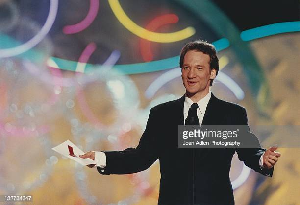 Bill Maher at the American Comedy Awards on February 9, 1997 at the Shrine Auditorium in Los Angeles, California.