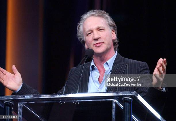 Bill Maher during 20th Annual TCA Awards Show at Westin Century Plaza Hotel in Century City California United States