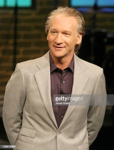 Bill Maher during Amazoncom Fishbowl with Bill Maher Ivan Reitman July 20 2006 at VPS Studios in Hollywood California United States