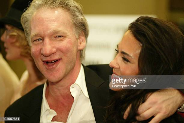 Bill Maher during World Premiere of Comedy Central's Kid Notorious Starring Robert Evans Arrivals at Mann Chinese 6 Theatre in Hollywood CA United...