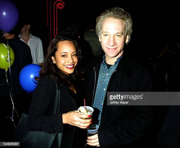 Bill Maher friend at Pauly Shore Jason Swing's Birthday Bash at the Comedy Store
