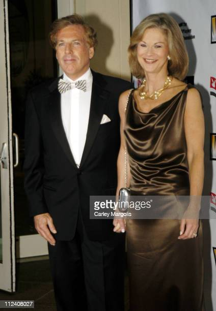 Bill Marovitz and wife Christie Hefner CEO of Playboy