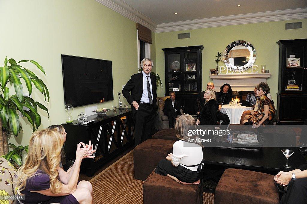 Kevyn And Elaine Wynn Host Dinner For Communities In Schools : News Photo