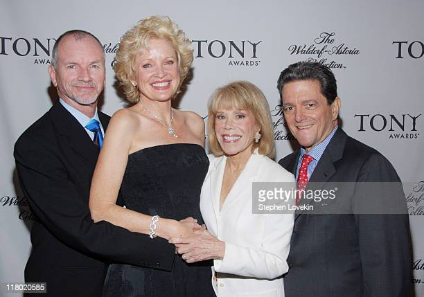 Bill Moloney Christine Ebersole Sondra Gilman and Selso Garcia Vargas