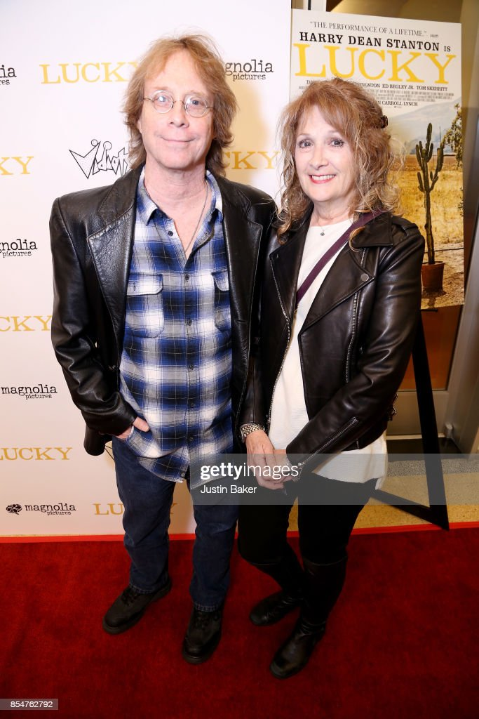 Bill Mumy and Eileen Mumy attend the Premiere Of Magnolia Pictures' 'Lucky' at Linwood Dunn Theater on September 26, 2017 in Los Angeles, California.