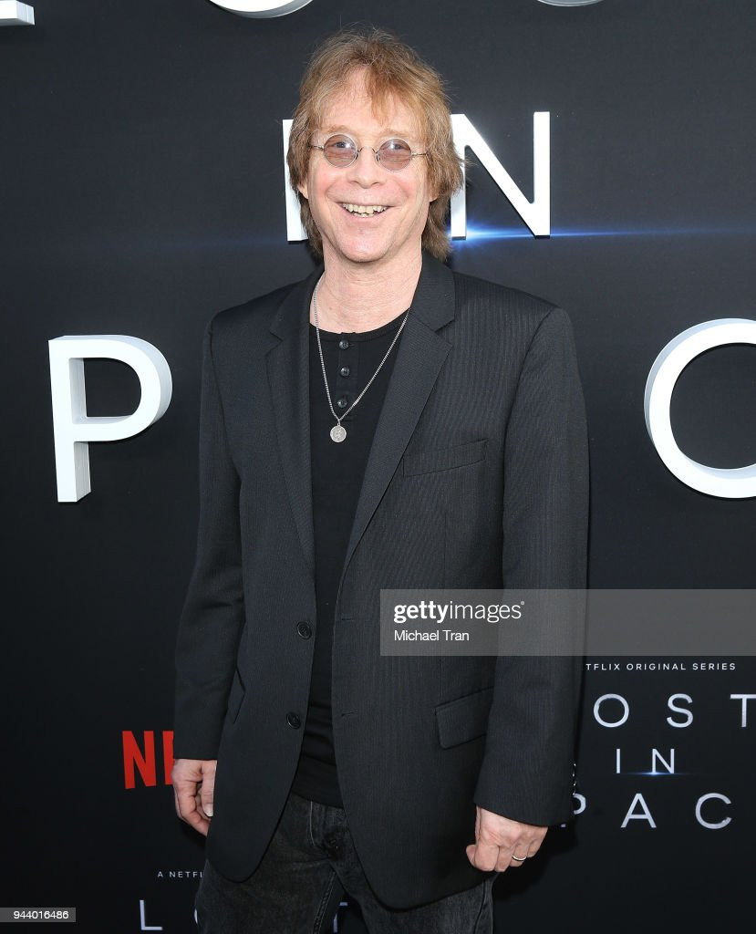 Bill Mumy arrives to the Los Angeles premiere of Netflix's 'Lost In Space' Season 1 held at The Cinerama Dome on April 9, 2018 in Los Angeles, California.