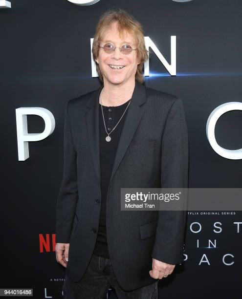 Bill Mumy arrives to the Los Angeles premiere of Netflix's 'Lost In Space' Season 1 held at The Cinerama Dome on April 9 2018 in Los Angeles...