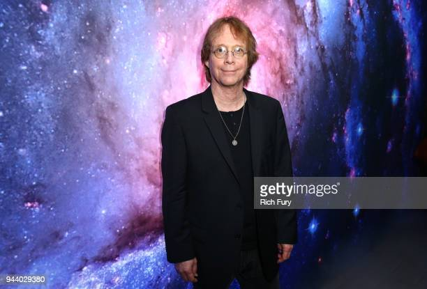 Bill Mumy attends Netflix's 'Lost In Space' Los Angeles premiere on April 9 2018 in Los Angeles California