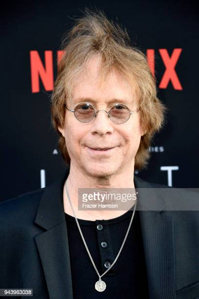 Bill Mumy attends the premiere of Netflix's 'Lost In Space' Season 1 at The Cinerama Dome on April 9 2018 in Los Angeles California