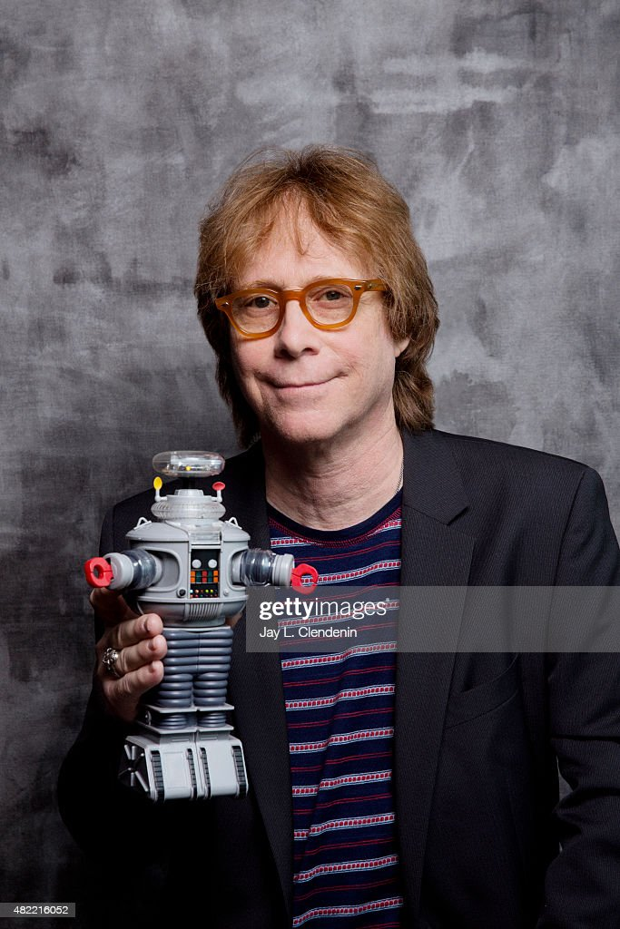 Bill Mumy of 'Lost and Space' poses for a portrait at Comic-Con International 2015 for Los Angeles Times on July 9, 2015 in San Diego, California. PUBLISHED IMAGE.