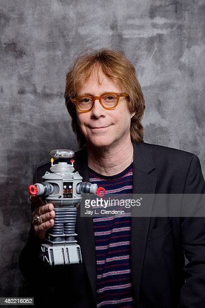Bill Mumy of 'Lost and Space' poses for a portrait at ComicCon International 2015 for Los Angeles Times on July 9 2015 in San Diego California...