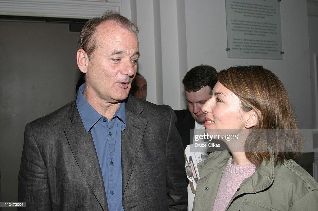 An Evening With Bill Murray at BAM : Fotografía de noticias