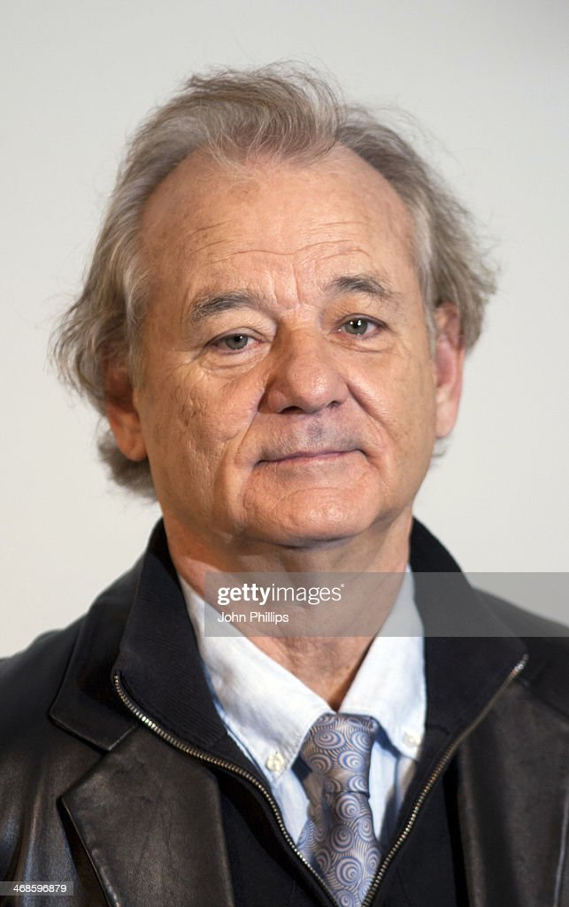 Bill Murray attends a photocall for 'The Monuments Men' at The National Gallery on February 11, 2014 in London, England.