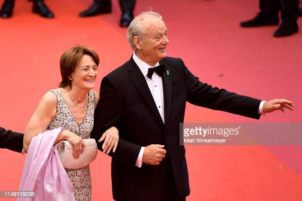 Bill Murray attends the opening ceremony and screening of The Dead Don't Die during the 72nd annual Cannes Film Festival on May 14 2019 in Cannes...