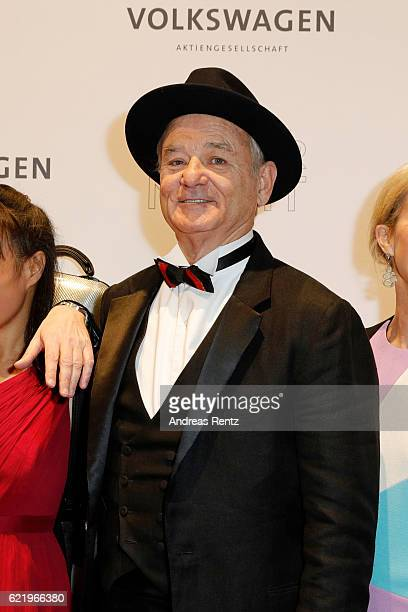 Bill Murray attends the Volkswagen Dinner Night prior to the GQ Men of the Year Award 2016 on November 9 2016 in Berlin Germany
