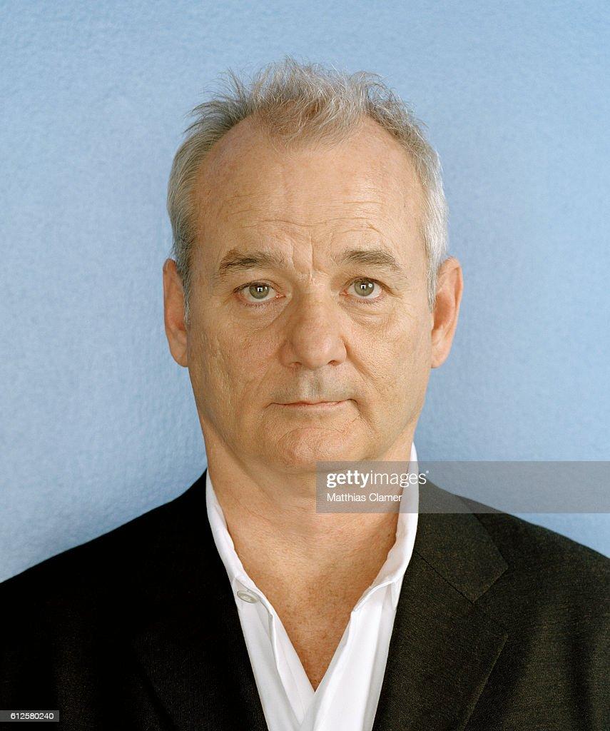 Bill Murray, Time, 2005 : News Photo