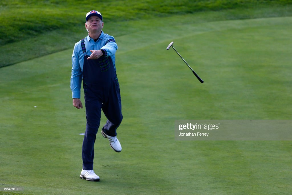AT&T Pebble Beach Pro-Am - Round Three : Nachrichtenfoto