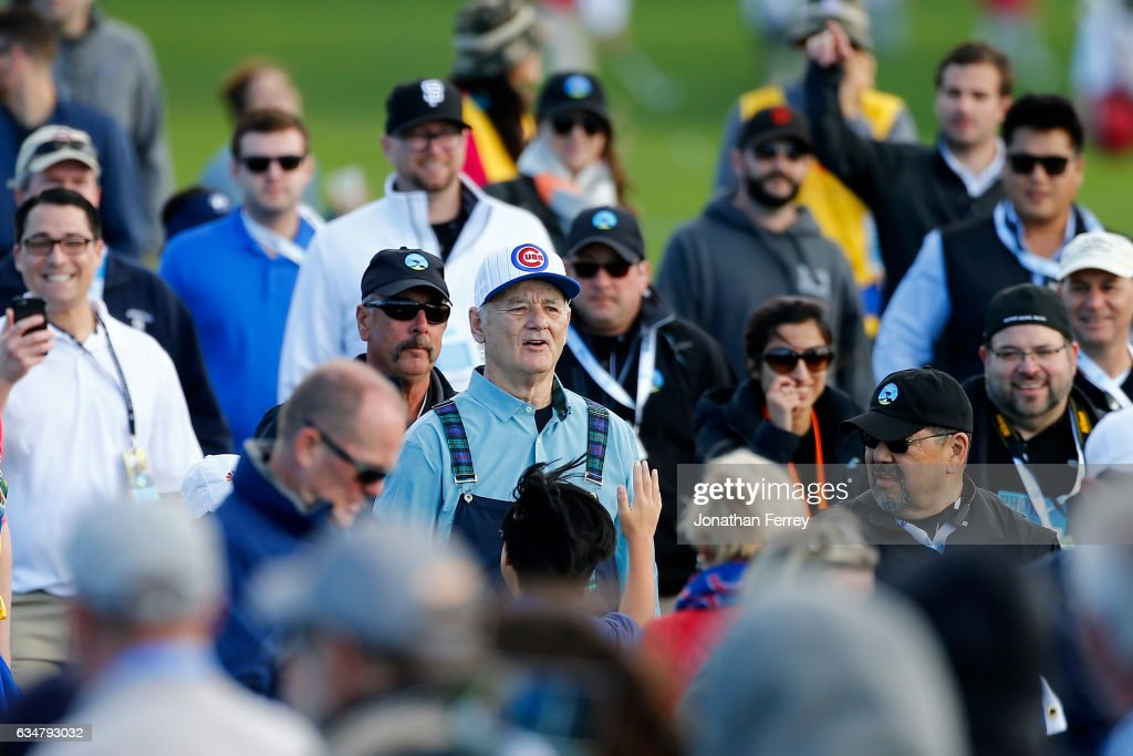 AT&T Pebble Beach Pro-Am - Round Three : Nieuwsfoto's