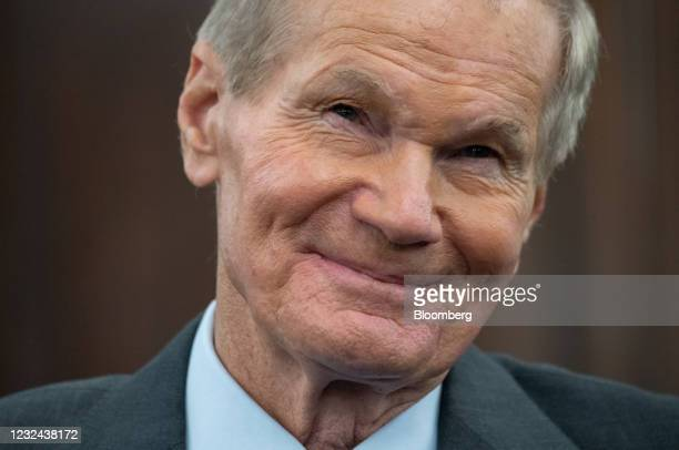 Bill Nelson, former Democratic Senator from Florida and administrator of the National Aeronautics and Space Administration nominee for U.S. President...