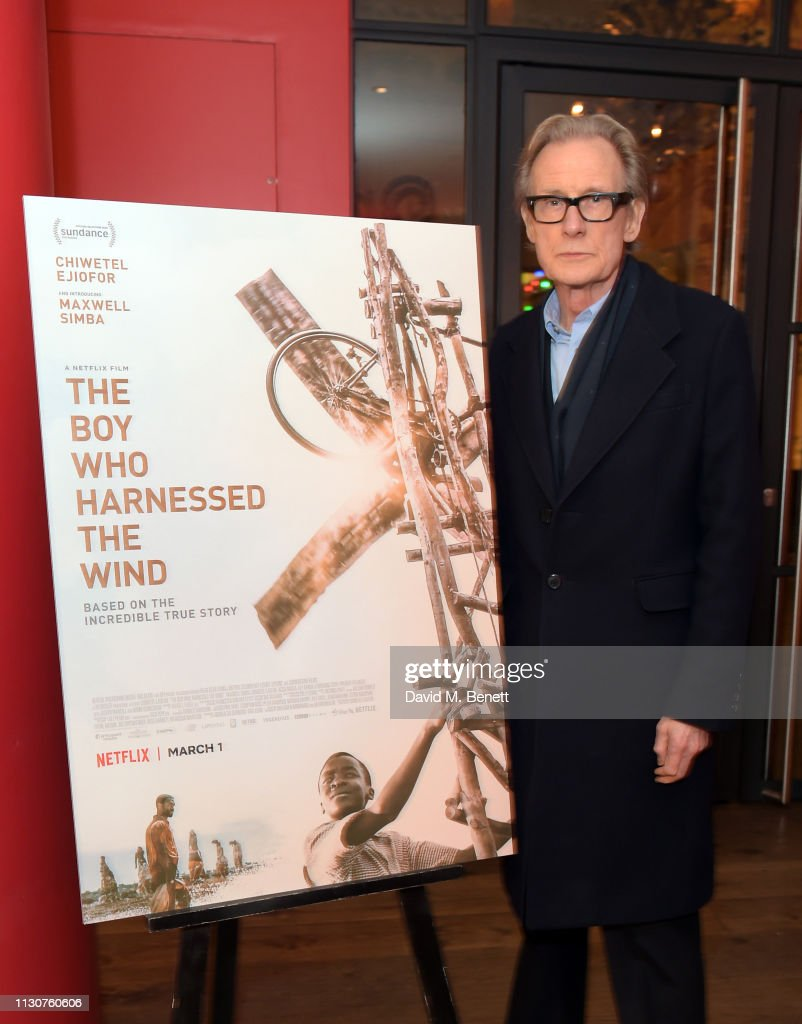 "GBR: ""The Boy Who Harnessed The Wind"" - Special Screening - VIP Arrivals"