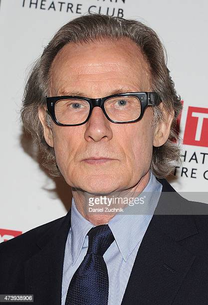 Bill Nighy attends the Manhattan Theatre Club's 2015 Spring Gala at Cipriani 42nd Street on May 18 2015 in New York City