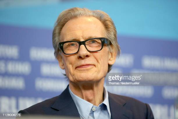 Bill Nighy attends the The Kindness Of Strangers press conference during the 69th Berlinale International Film Festival Berlin at Grand Hyatt Hotel...