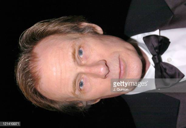 Bill Nighy during 24th London Film Critics' Circle Awards Arrivals at The Dorchester Hotel in London Great Britain