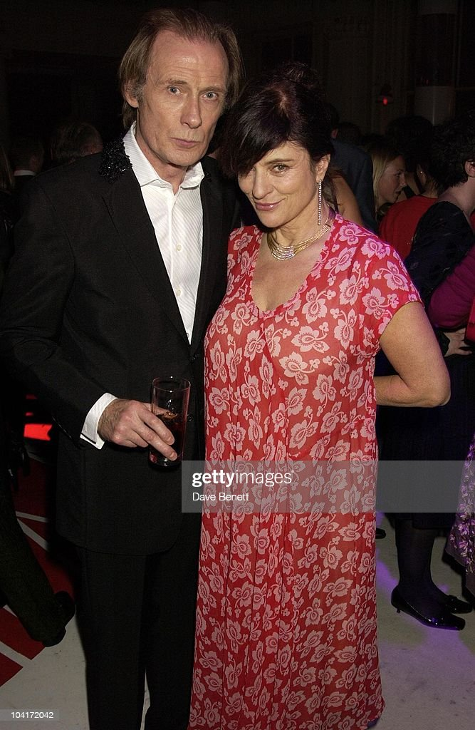 Bill Nighy, 'Love Actually' Movie Premiere After Party At The In & Out Club, London