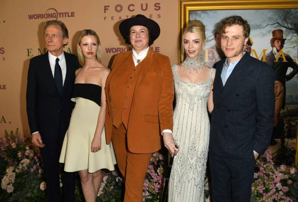 "CA: Premiere Of Focus Features' ""Emma."" - Red Carpet"