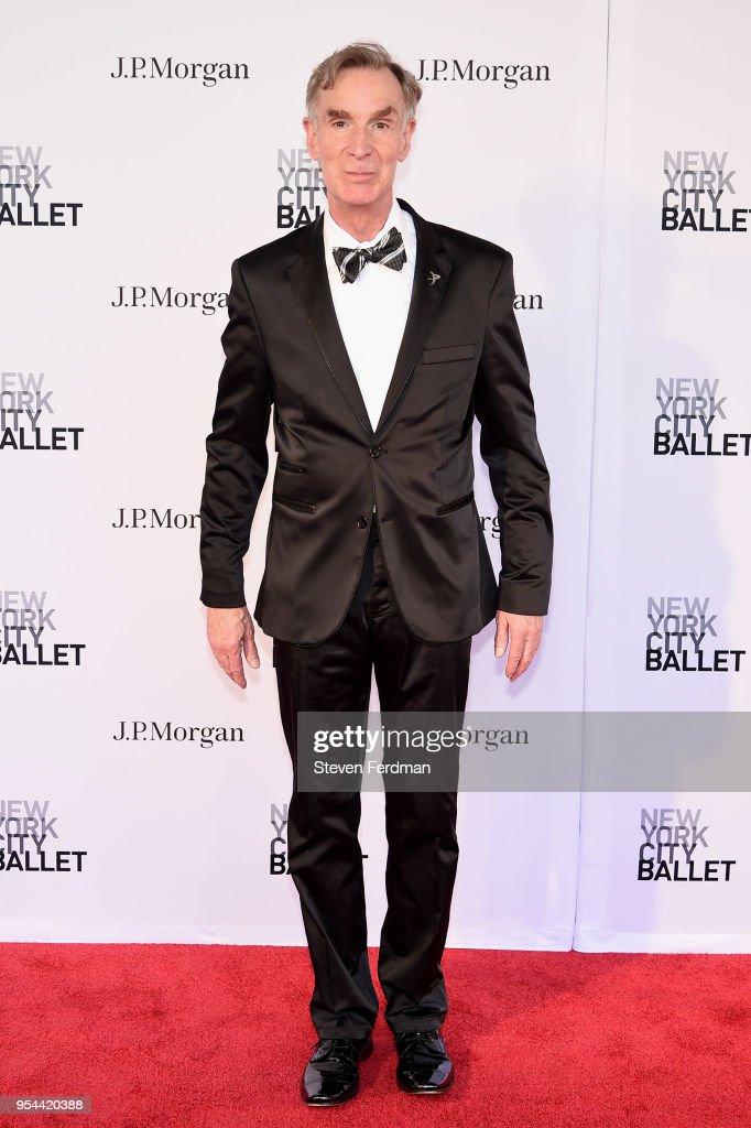 New York City Ballet 2018 Spring Gala : News Photo