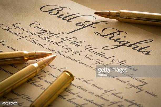 bill of rights - bill of rights stock photos and pictures