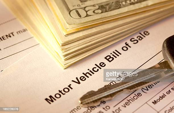 Bill of Sale