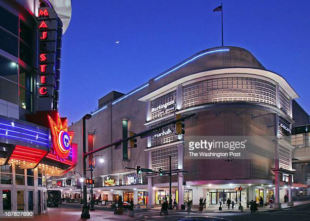 Bill O'Leary Downtown Silver Spring has become a fabulous success but seems to have passed the City Place mall by Pictured City Place mall right...