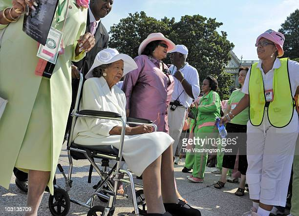 Bill O'Leary March of 9 historically black fraternities and sororities spearheaded by Alpha Kappa Alpha oldest sorority celebrating its 100th year...