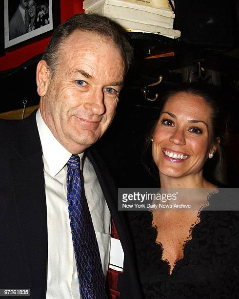 Bill O'Reilly and his wife Maureen at the Entertainment Weekly's 8th Annual Academy Awards Viewing Party held at Elaines
