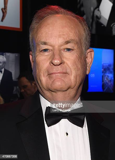 Bill O'Reilly attends TIME 100 Gala TIME's 100 Most Influential People In The World on April 21 2015 in New York City