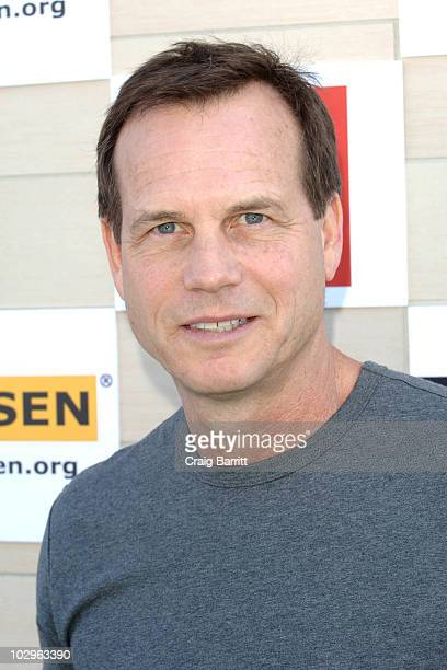 Bill Paxton arrives at GLSEN's LA Respect Awards kickoff party and barbeque at EVO Luxury Residences on July 18 2010 in Los Angeles California