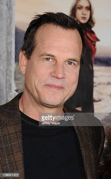 Bill Paxton attends HBO's Big Love Season 5 Party at Directors Guild Of America on January 12 2011 in Los Angeles California