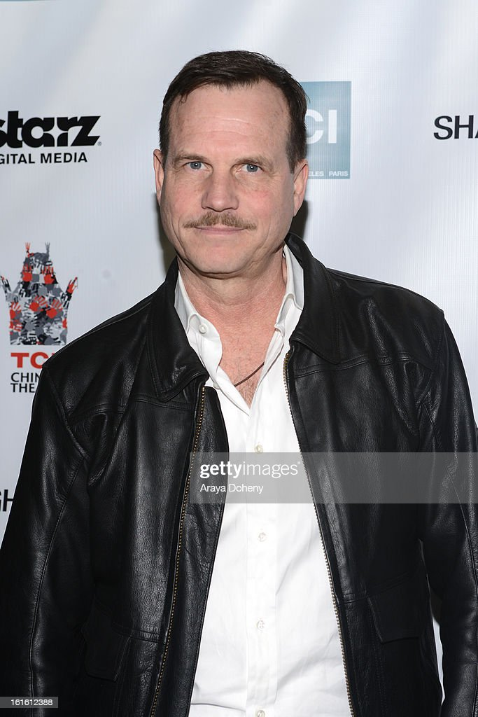 Bill Paxton attends the 'Shanghai Calling' Los Angeles premiere at TCL Chinese Theatre on February 12, 2013 in Hollywood, California.